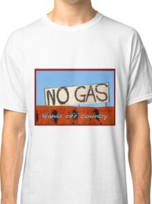 No Gas @ James Price Point Classic T-Shirt