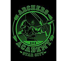 ARCHERS ACADEMY Photographic Print