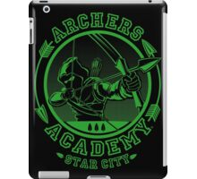ARCHERS ACADEMY iPad Case/Skin