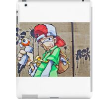 The scribbler by Cheo iPad Case/Skin