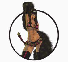 showgirl samurai by TVMdesigns