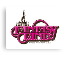 Fantasyland Canvas Print