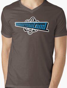 Tomorrowland Mens V-Neck T-Shirt