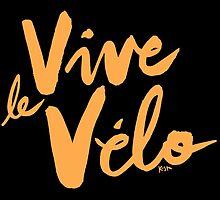 Vive le Velo v2 by finnllow
