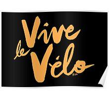 Vive le Velo v2 Poster