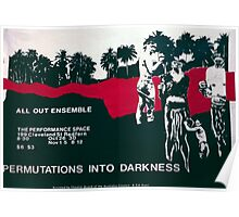 Permutations into Darkness Poster