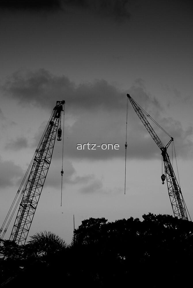 In Progress by artz-one