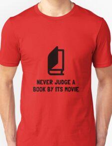 Judge Book T-Shirt
