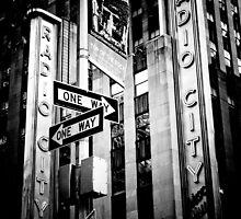 Radio City Music Hall by bjoernlexius