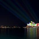 Vivid Sydney Light Festival by Sylvia Wu