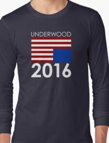 UNDERWOOD 2016 Long Sleeve T-Shirt