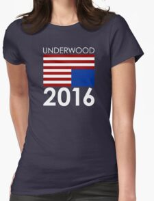 UNDERWOOD 2016 Womens Fitted T-Shirt