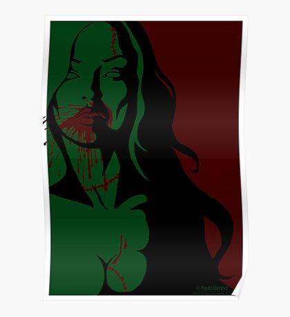 Zombie Noir Poster