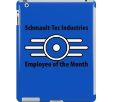 Schmault-Tec Employee of the Month iPad Case/Skin