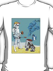 Stormtrooper griddle! T-Shirt