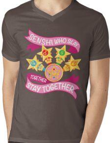 Slay Together, Stay Together - Sailor Scouts Clean Mens V-Neck T-Shirt