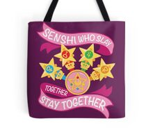 Slay Together, Stay Together - Sailor Scouts Clean Tote Bag