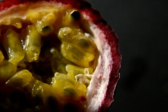 Passionfruit  by Nickie