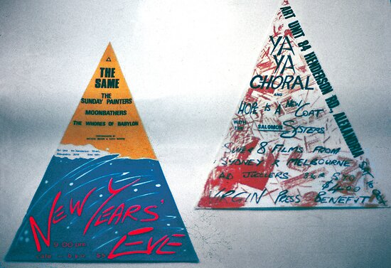 Band Posters from Art Unit by ArtUnit