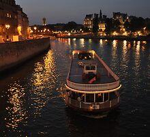 Paris Reminiscing by Karen E Camilleri