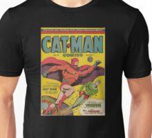 Cat-Man (Holyoke) Unisex T-Shirt