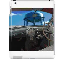 Lincoln-Zephyr iPad Case/Skin