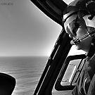 In-Flight by Lebogang Manganye
