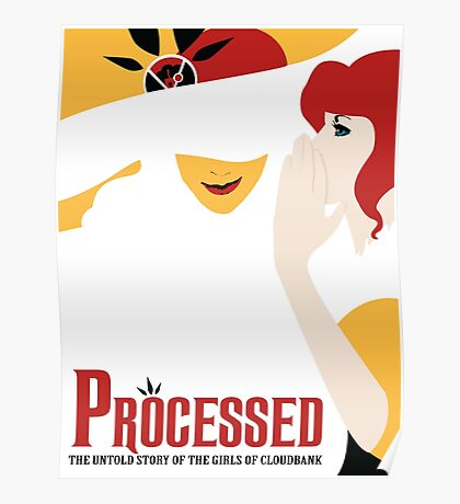 Processed - A Transistor & Wicked Mash Up Poster