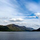 Loch Linnhe by Fe Messenger