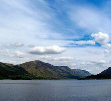 Loch Linnhe by Fe Messenger