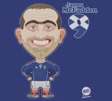 James McFadden by alexsantalo
