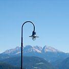 Mountain light,  Bolzano-Bozen, Italy, 2008 by Chris Culy