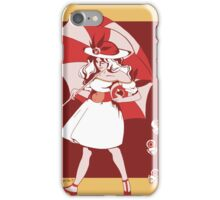 Camerata Cell Girl iPhone Case/Skin