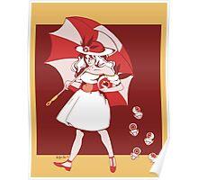 Camerata Cell Girl Poster