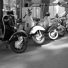 Vespa Street 2 by Chop Shop