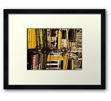 Ho chi Minh City Power Framed Print