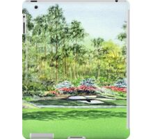 Augusta National Golf Course iPad Case/Skin