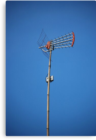 tv antenna by bayu harsa