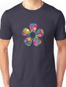 Funky Flower Unisex T-Shirt