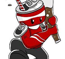 Soda Man by WolfLoft