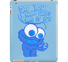 C is for cookie and cookie is for me! iPad Case/Skin