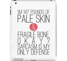 Teen Wolf - Sarcasm iPad Case/Skin