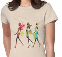 Ladies t-shirt Womens Fitted T-Shirt