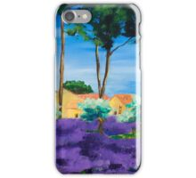 Among the Lavender iPhone Case/Skin