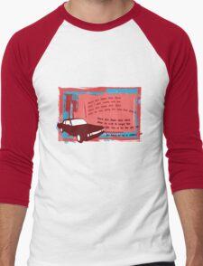 My classic car Men's Baseball ¾ T-Shirt