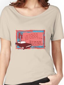 My classic car Women's Relaxed Fit T-Shirt