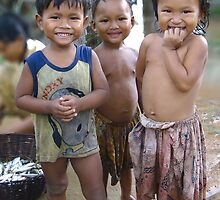 khmer kids by kimle