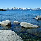 Lake Tahoe by Phillip M. Burrow