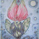 Floribunda Amo Amas by Helena Wilsen - Saunders
