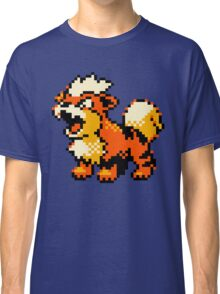 Pokemon - Growlithe Classic T-Shirt
